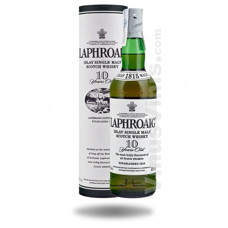 Whisky Laphroaig 10 ans