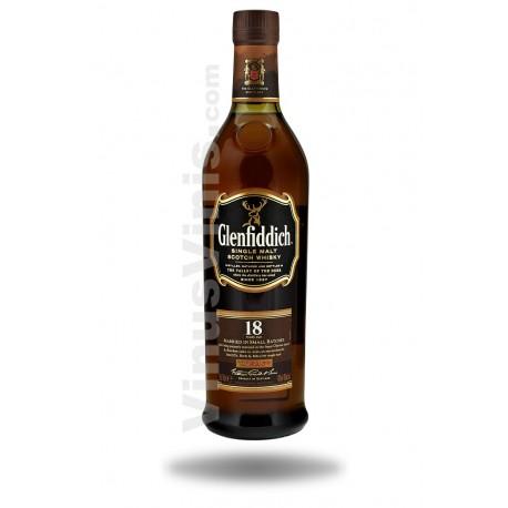 Whisky Glenfiddich 18 ans