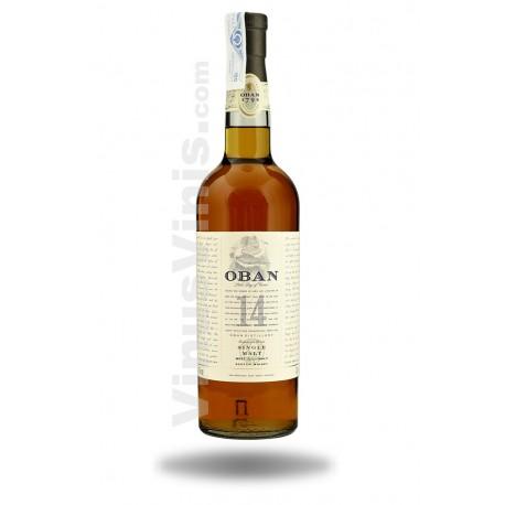 Whisky Oban 14 ans
