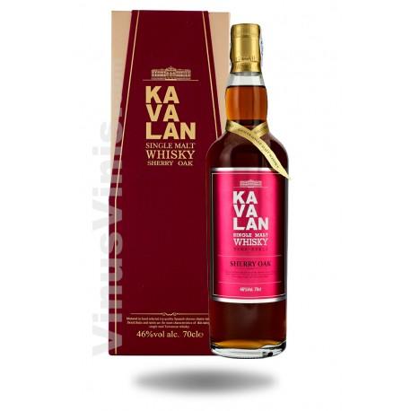 Whisky Kavalan Sherry Oak