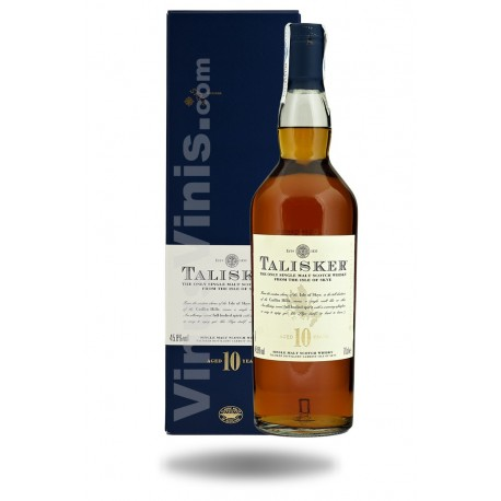 Whisky Talisker 10 ans