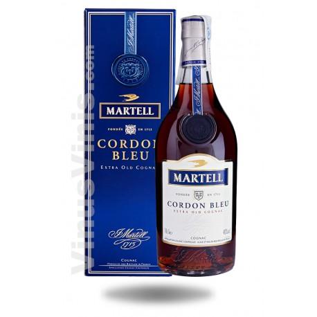 Cognac Martell Cordon Bleu