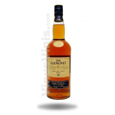 Whisky The Glenlivet 18 ans