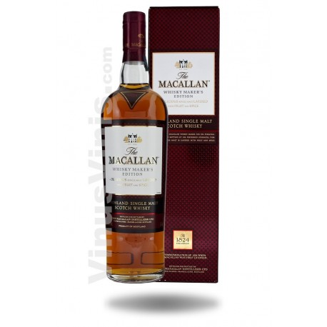 Whisky The Macallan Makers Edition