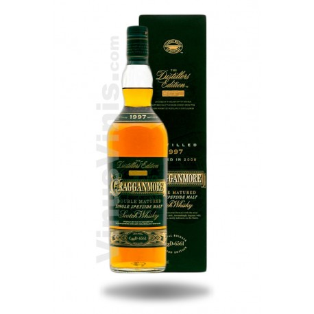 Whisky Cragganmore Distillers EdiWhisky Cragganmore Distillers Edition