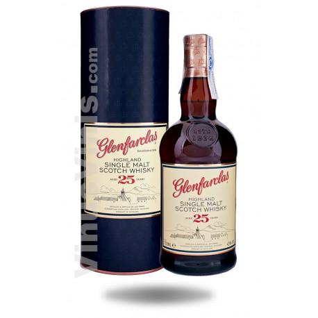 Whisky Glenfarclas 25 ans