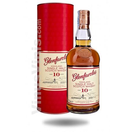 Whisky Glenfarclas 10 ans