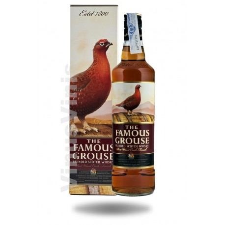 Whisky The Famous Grouse Port Wood