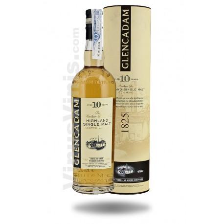 Whisky Glencadam 10 ans