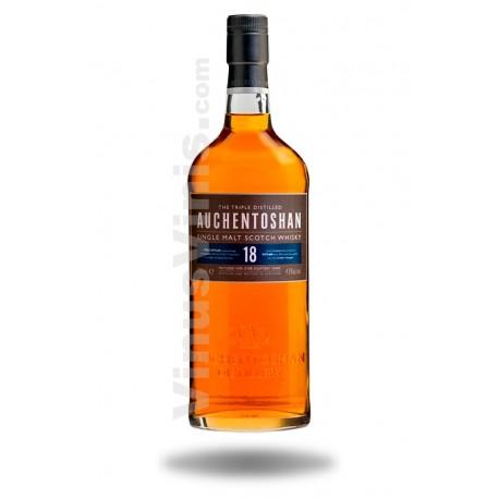 Whisky Auchentoshan 18 ans