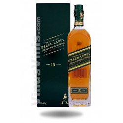 Whisky Johnnie Walker Green Label 15 años