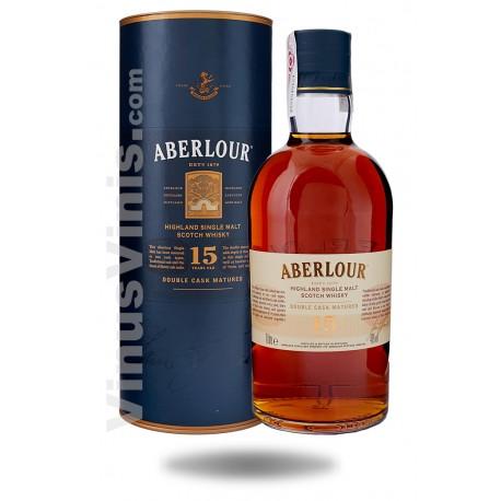 Whisky Aberlour 15 ans