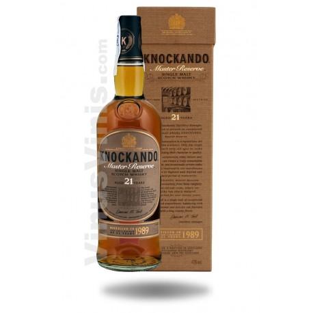 Whisky Knockando Master Reserve 21 ans