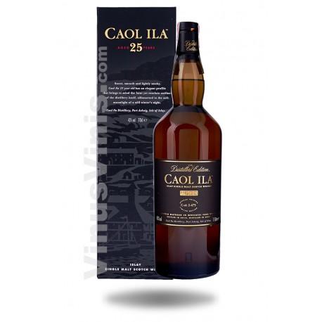 Whisky Caol Ila 25 años