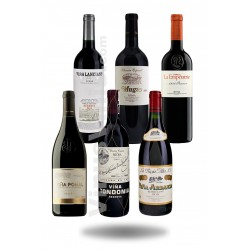 Pack Vinos Rioja Reserva