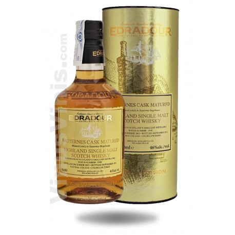 Whisky Edradour 2003 Sauternes Matured