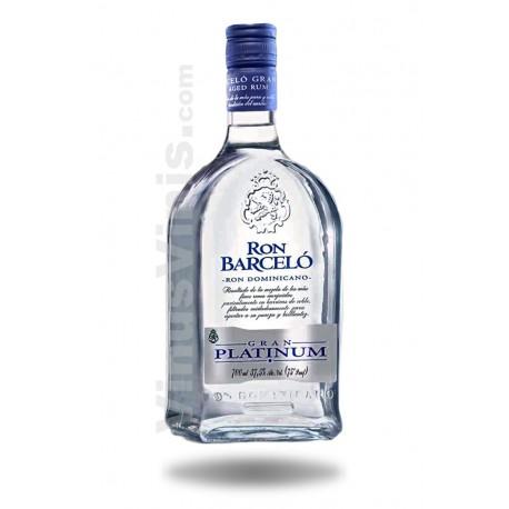 Rhum Barceló Gran Platinum