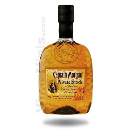 Rhum Captain Morgan Private Stock