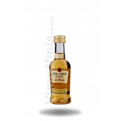 Ron Bacardi Gold (5cl)