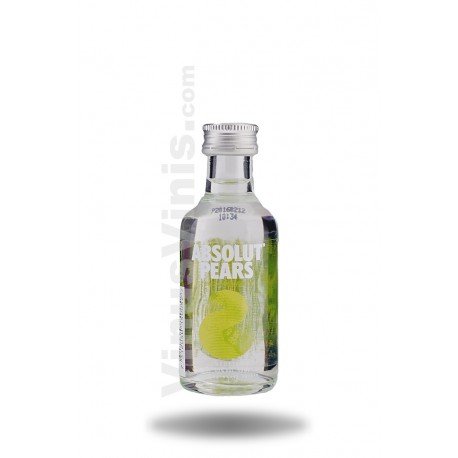 Vodka Absolut Pears (5cl)