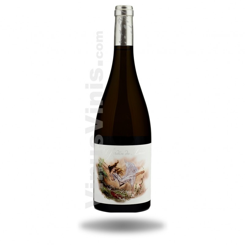 Buy spanish wine el jard n de luc a 2016 in vinus vinis for Jardin winery