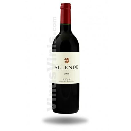 Vin Allende 2010