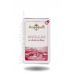 Agromar Angulas en Aceite de Oliva Ov-120