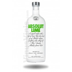 Vodka Absolut Lime (1L)