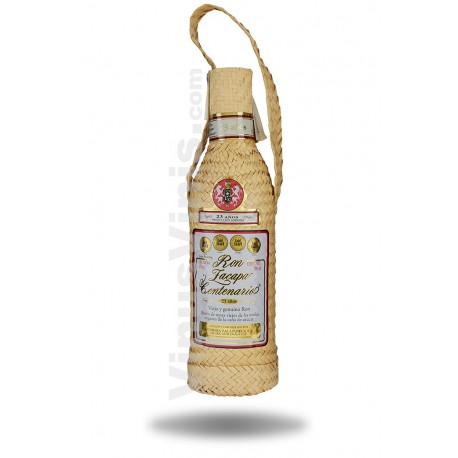 Rhum Zacapa Centenario 23 ans (vieille bouteille)