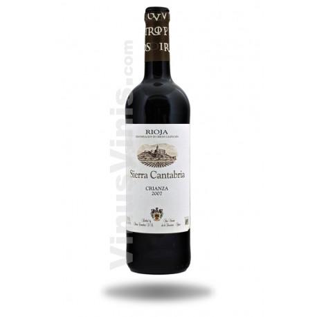 Vin Sierra Cantabria Crianza 2014