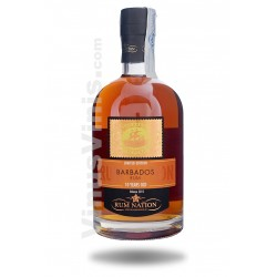 Rum Nation Barbados 10 anni