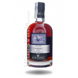 Rum Nation Panama 18 Year Old