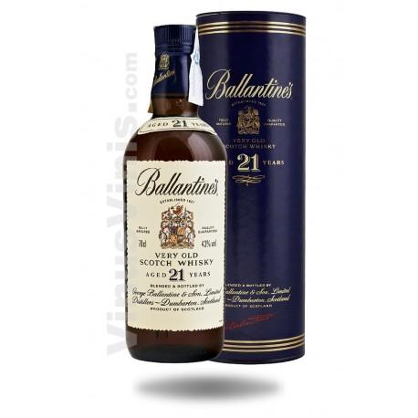 Whisky Ballantine's 21 ans