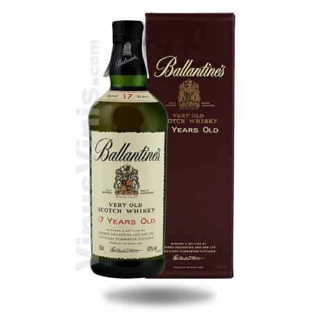 Whisky Ballantine's 17 Ans