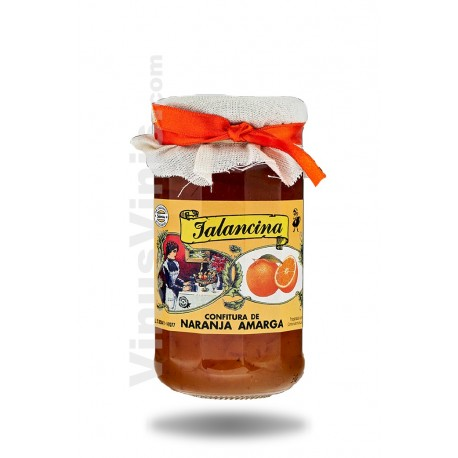 Jalancina Confiture de Orange Amère
