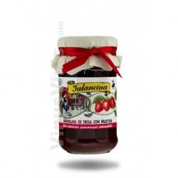 Jalancina Mermelade de Fraises avec du Fructose