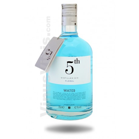 Gin 5th Earth Water Floral