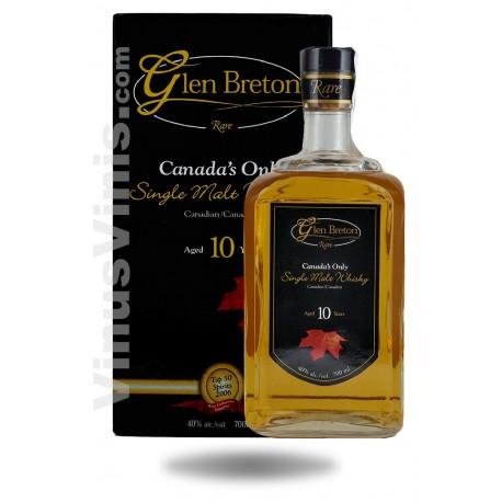 Whisky Glen Breton ans