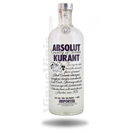 Vodka Absolut Kurant (1L)