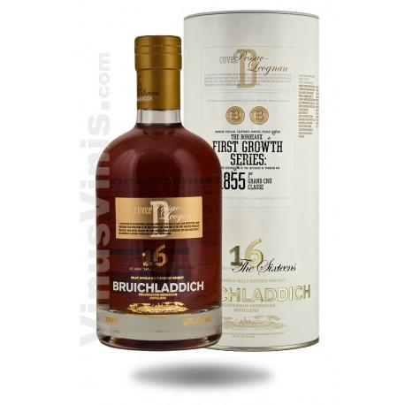 Whisky Bruichladdich Cuvée D - Leognac 16 ans