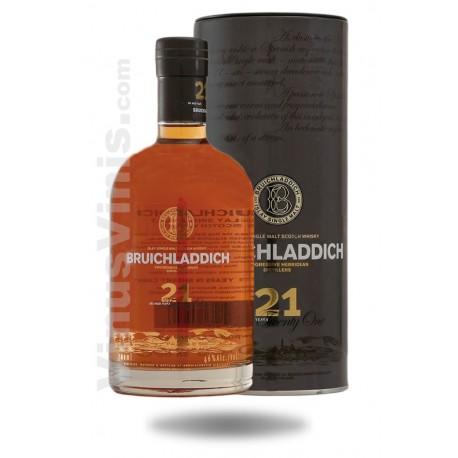 Whisky Bruichladdich 21 ans