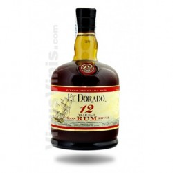Rum El Dorado Reserva 12 Years Old