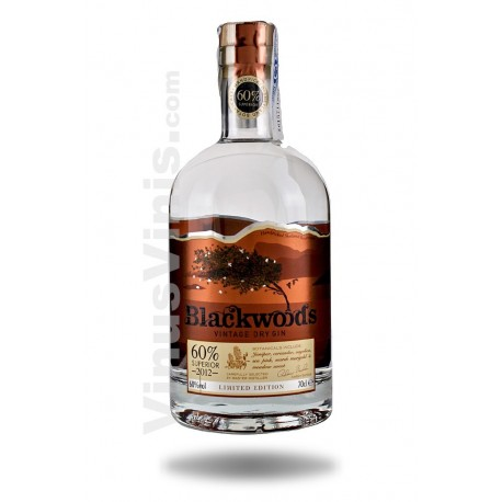 Gin Blackwoods Strong 60