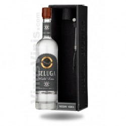 Wodka Beluga Gold Line Noble Russian