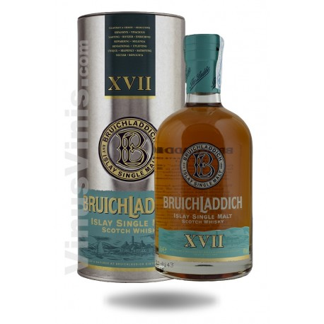 Whisky Bruichladdich XVII 17 Years Old