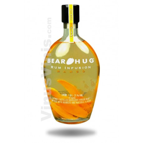 Ron Bear Hug Infusion Mango