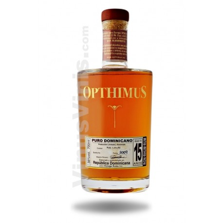 Rum Opthimus 15 Years Old