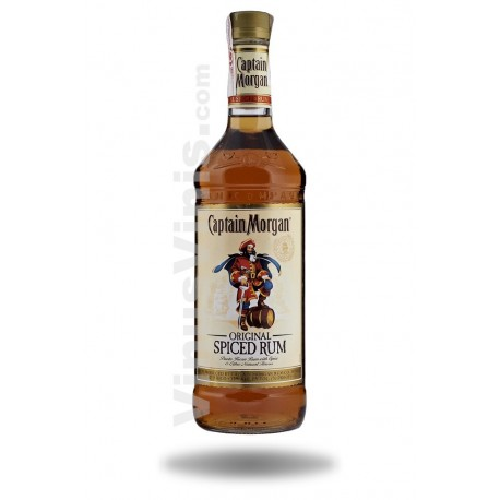Ron Captain Morgan Spiced Gold (1L)