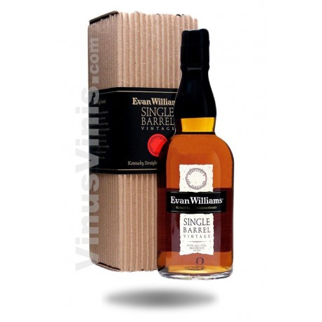 Whiskey Evan Williams Single Barrel