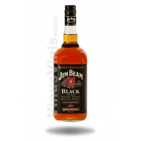 Whiskey Jim Beam Black 6 años